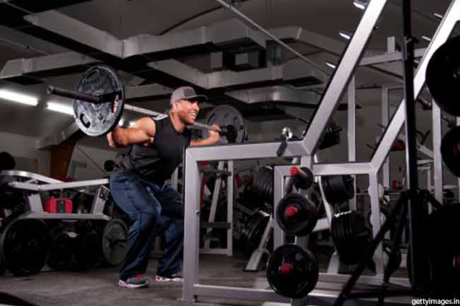 Do high-intensity training