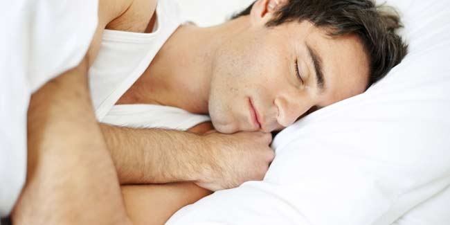 A Good Night's Rest Cuts Prostate Cancer Risk