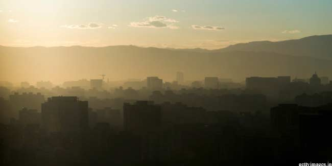 Higher Heart Attack Risk and Smog gets Linked