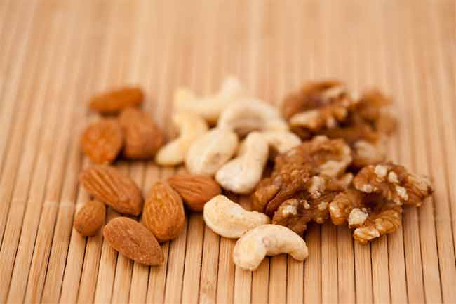 8 Nuts High in Iron to improve Hemoglobin | Exercise & Fitness