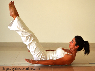 Advanced Pilates Abdominal Exercise