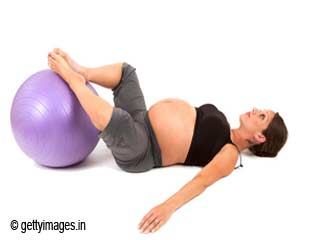 Corpse Pose Yoga During Pregnancy