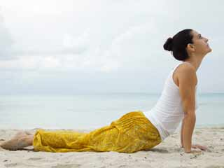 Holistic yoga guide for healthy kidneys