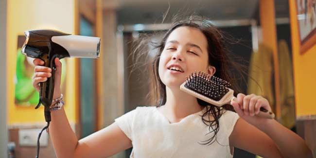 Trick of the Trade:Blow Dryer Mistakes to Avoid