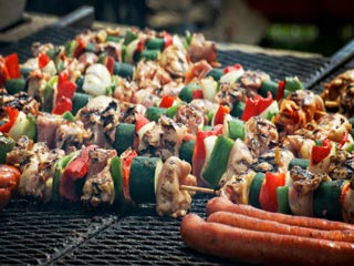 Healthy Summer Barbecue with your Heart In Mind