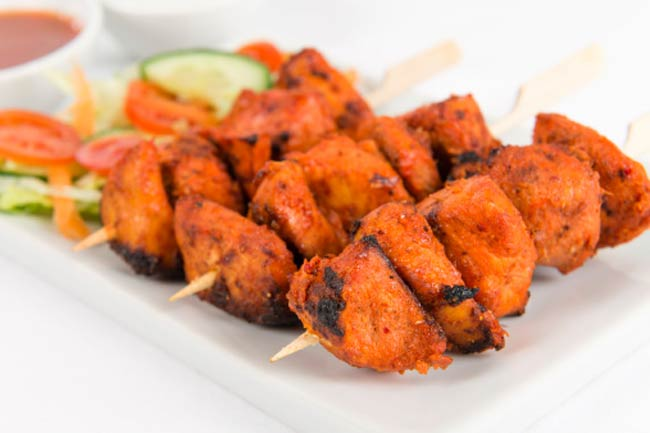 Tandoori Fish or Chicken