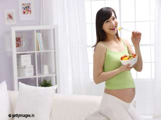 Diet for a Pregnant Woman