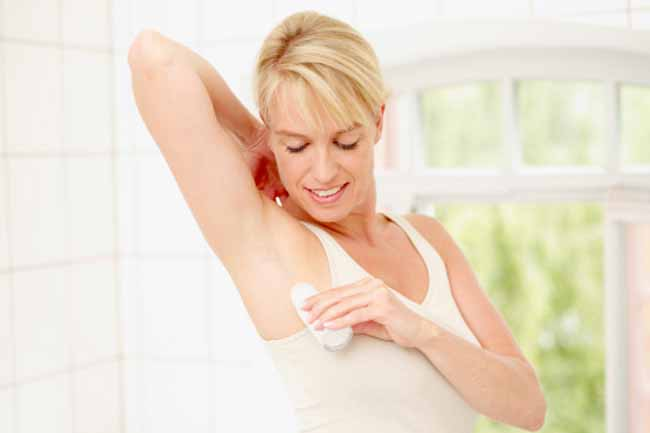 Myth 5: Antiperspirants and Deodorants can Cause Breast Cancer.