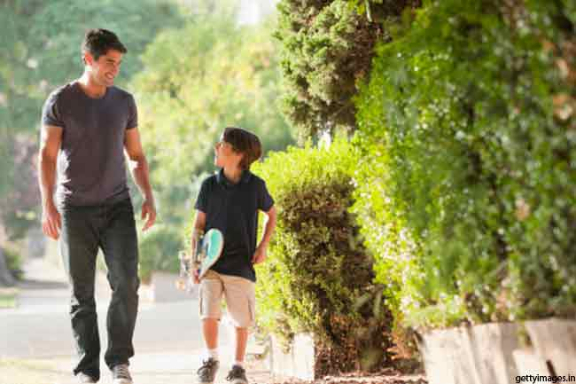 Healthy habits parents need to teach their kids