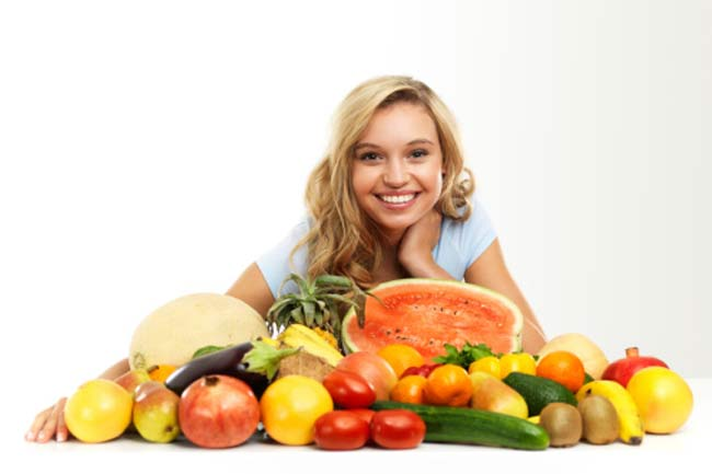 Eat a Wide Variety of Fruits/Veggies