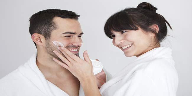 Following Your Wife's Skin Care Routine? What Men Should Do Different