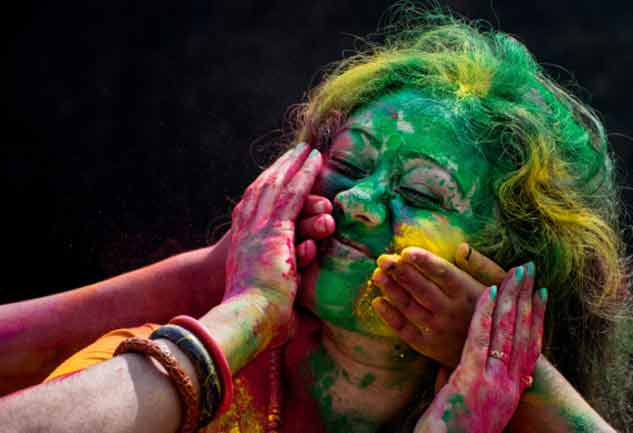 Don't Let Colors Spoil Your Holi