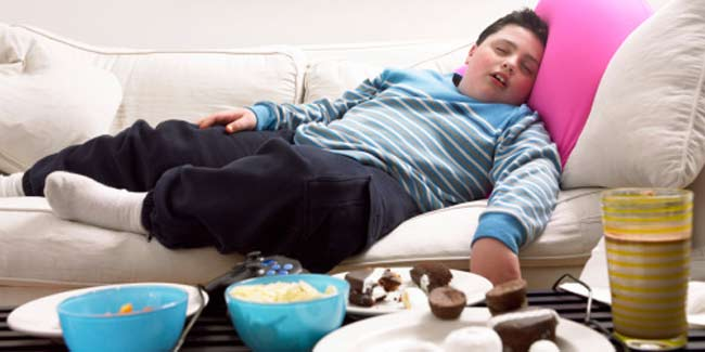 Risk Factors that may be Making Your Child Obese
