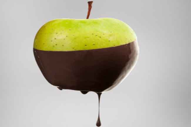 Apples and Chocolate