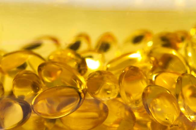 Taking in Fish Oil Supplements