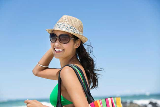 Get Protection from UV Rays