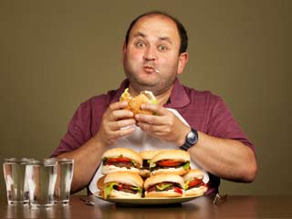 Bad <strong>eating</strong> <strong>habits</strong> can cause irreversible damage to your heart