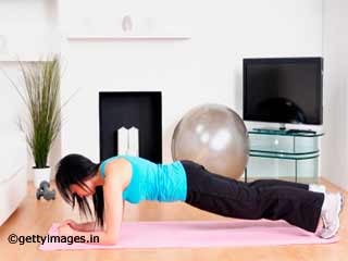 Abdominal Exercise- The <strong>Plank</strong>