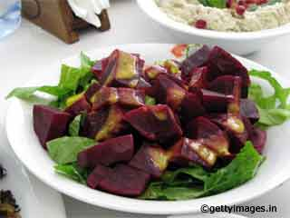 Ayurvedic Recipe - Beetroot Salad Recipe