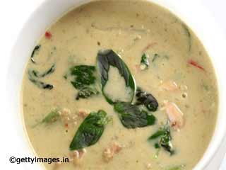 Ayurvedic Recipe - Thai Curry