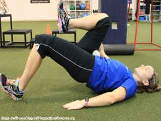 How To Do Glute Bridges For Lower Back