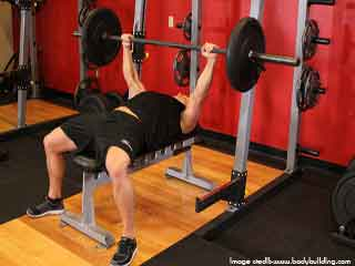 How To <strong>Do</strong> The Basic Bench Press