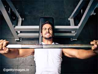 Chest Exercises- Bench Press