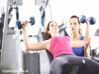 Chest Exercises- Incline Dumbbell Press