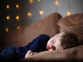 What could bedtime behaviours and sleep habits mean