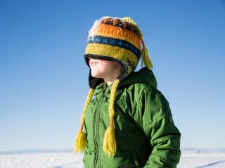 Make it Warm and Safe for your <strong>Kids</strong> this Winter