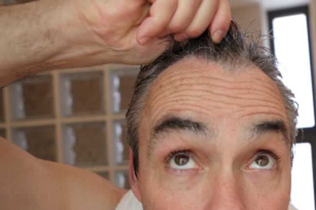 Plucking A Strand of Gray Hair Will Result In Two More