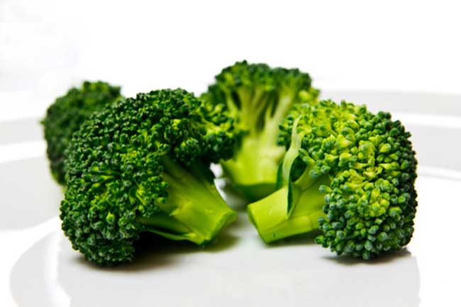 Broccoli:Muscle-building Food