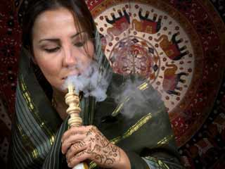 Huqqa Smoking 10 Times more <strong>Harmful</strong> than Beedi Smoking