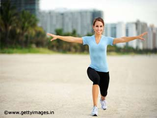 Exercises for Lower Body   - Lunge Exercises