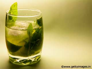 How to make Virgin Mojito