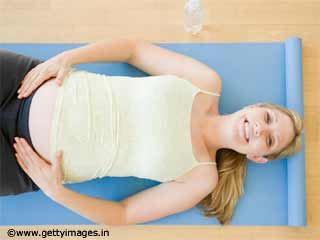 Lying Down Butterfly Pose Yoga for <strong>Stress</strong> Relief