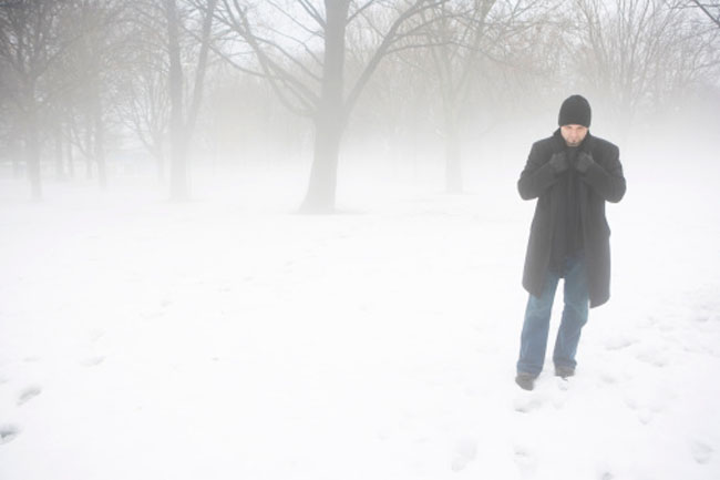 How does Cold Weather affect the Heart?