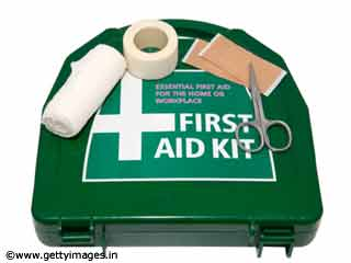 Pets First Aid Kit While Travelling