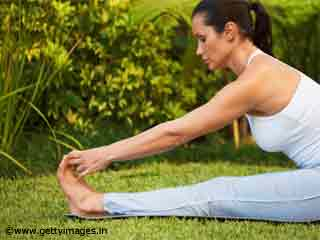 Pilates Stretch Exercises