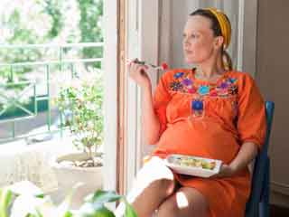 Pregnancy and Diet: Eating Well during Pregnancy