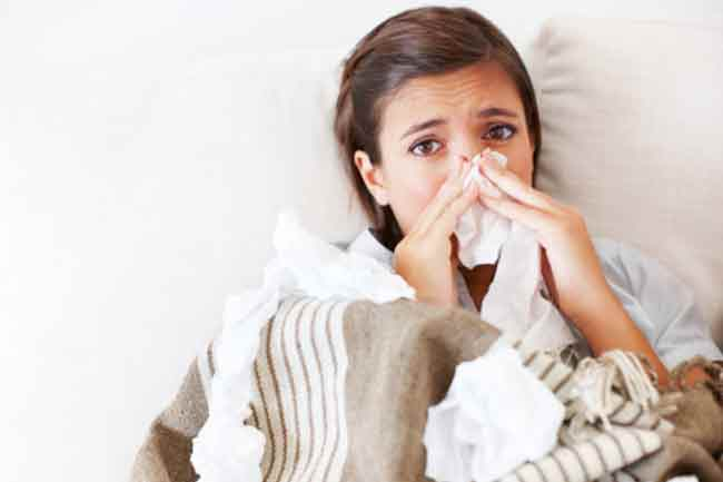 Colds become Fewer