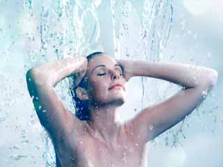 Choose <strong>Cold</strong> <strong>Water</strong> Bath for Healthier Skin and Hair
