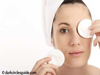 How to <strong>get</strong> rid of dark circles