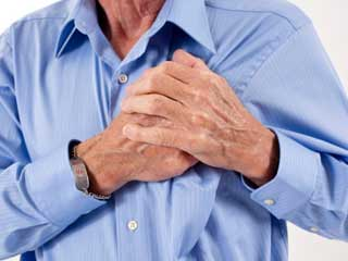 Uncommon Signs of a Cardiac Scare