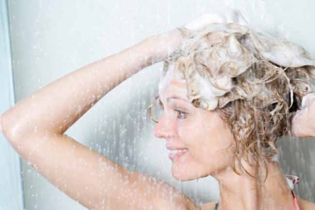 Frequent Shampooing causes Baldness