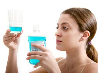 Artificial Mouthwash can be Toxic! Make Your Own Mouthwash Instead