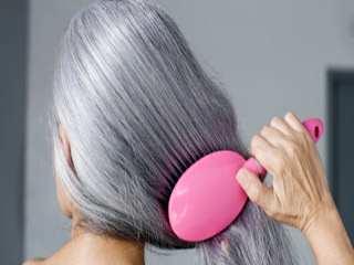 Ayurvedic Treatment for White Hair