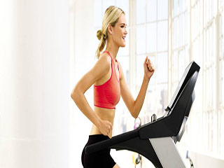 Boredom-breaking treadmill workouts