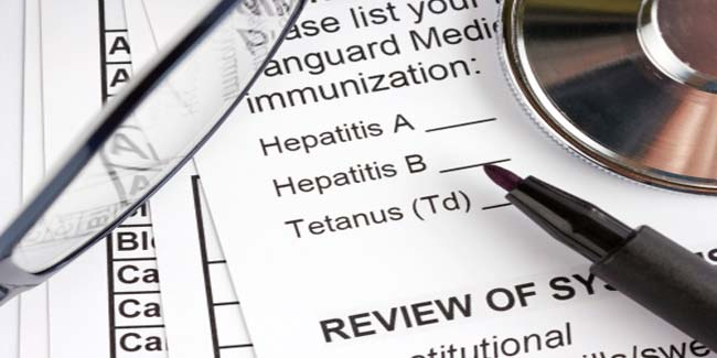 Risk factors for Hepatitis A
