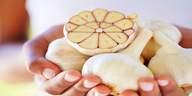Benefits of garlic on an empty stomach